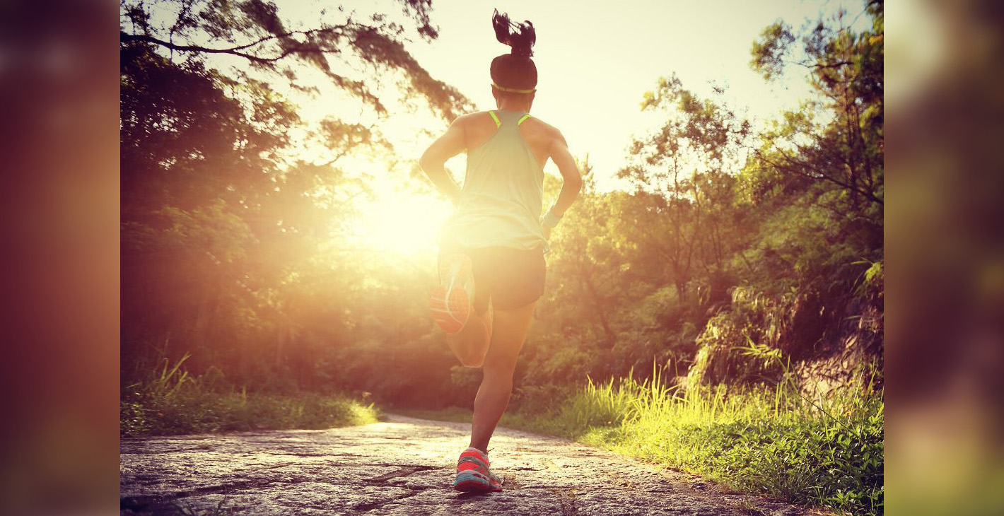Run in The Secret 3K for International Women's Day next month