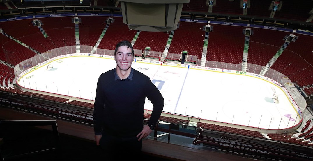 Alex Burrows gets first-ever NHL assistant coaching gig with Montreal Canadiens