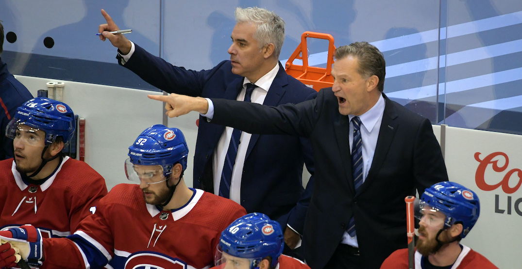 5 fun facts about new Canadiens head coach Dominique Ducharme