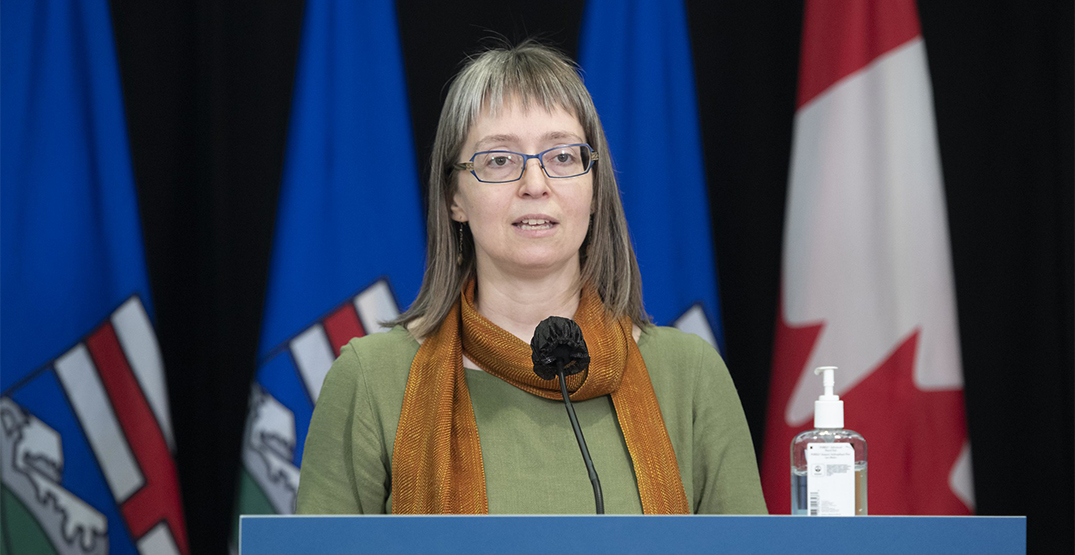 Alberta could see an ease of some COVID-19 restrictions this week