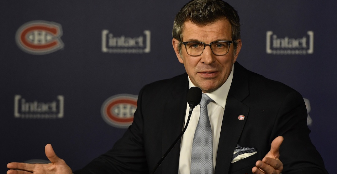Claude Julien's firing shows Canadiens GM Bergevin is feeling the heat