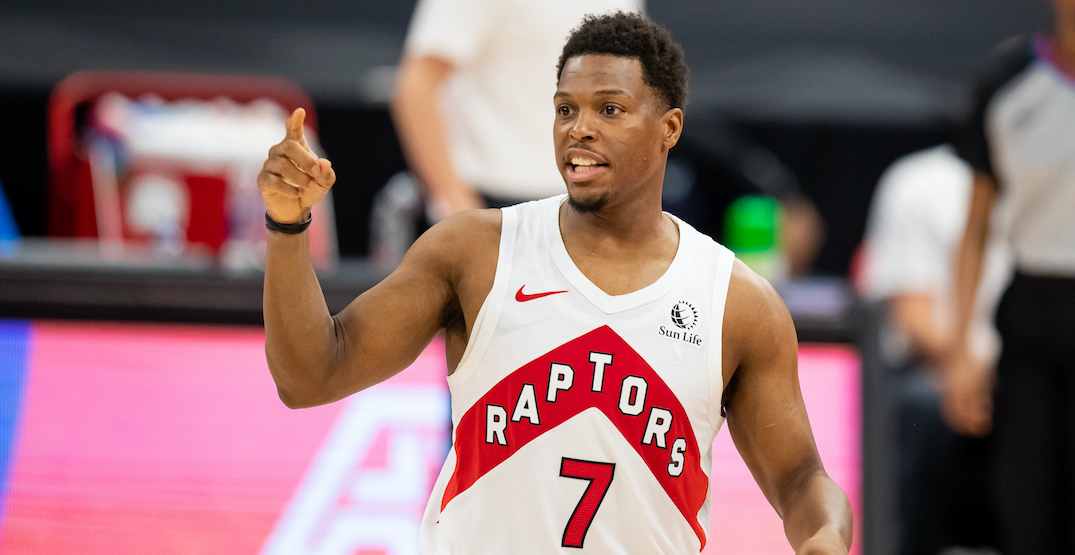 Raptors' Kyle Lowry drawing trade interest from 76ers, Clippers, Heat: report