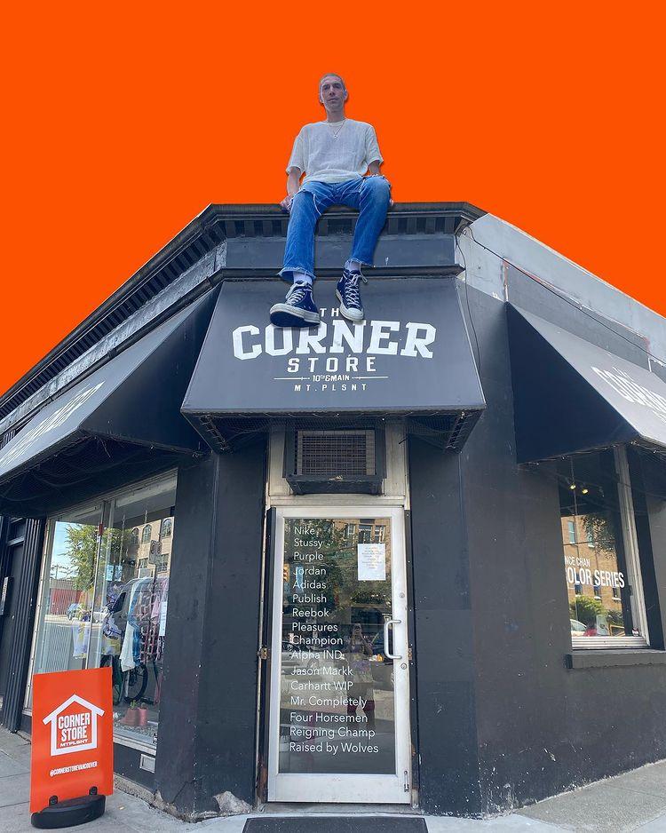 the corner store
