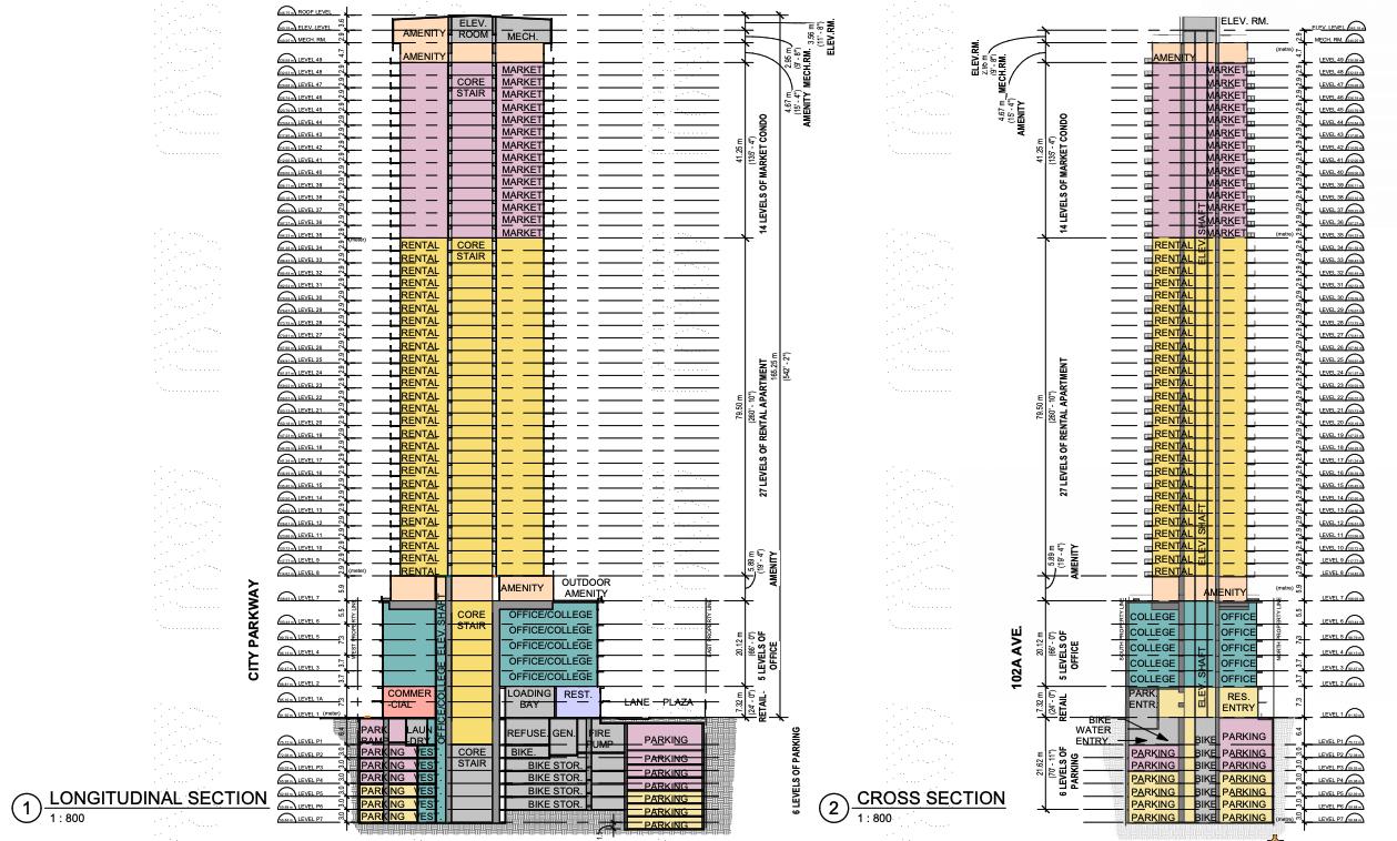 10240 City Parkway Surrey GEC Education Mega Centre