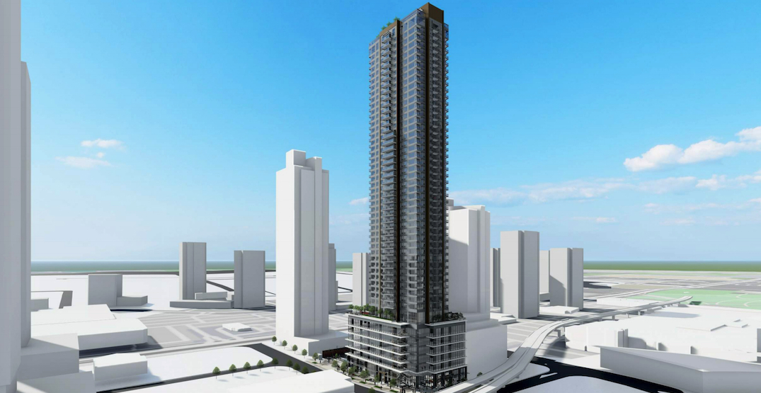 Surrey City Council approves 49-storey education campus and student housing tower (RENDERINGS)