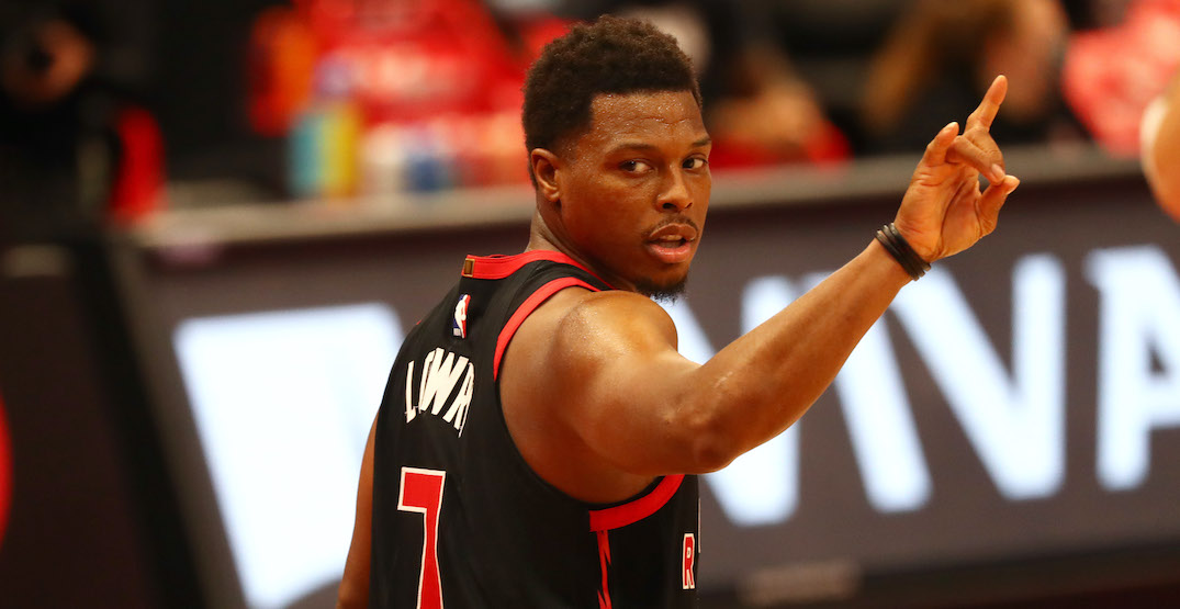 Kyle Lowry admits that his future with Raptors is unclear