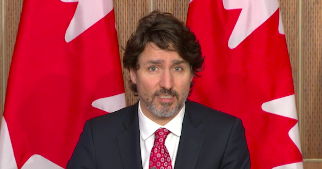There are pros and cons to COVID-19 vaccination passport: Trudeau