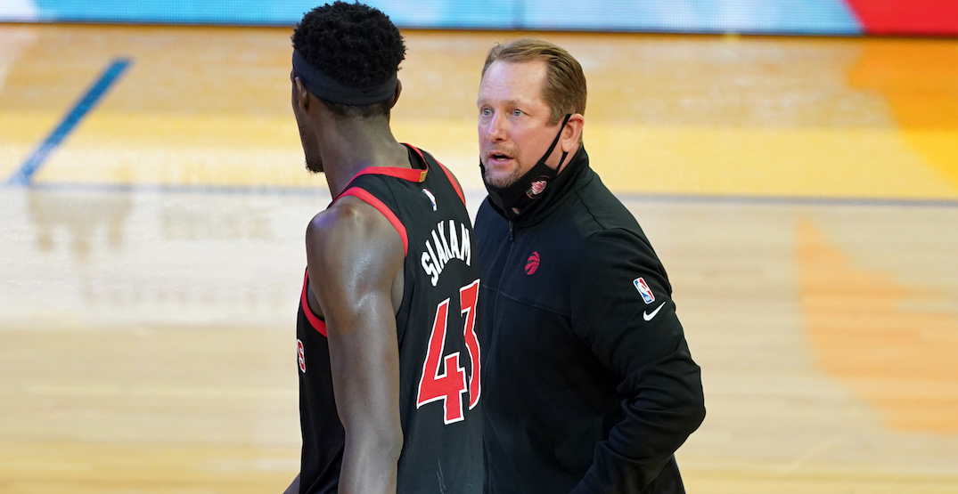 Siakam and Nurse to miss tonight's Raptors game due to COVID protocols