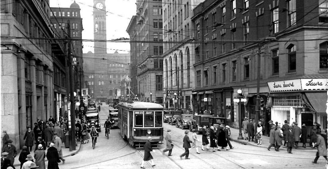 20 vintage photos of what Old Toronto looked like 100 years ago