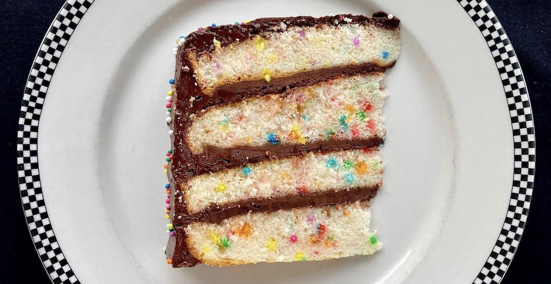 Best places to get cake by the slice in Vancouver