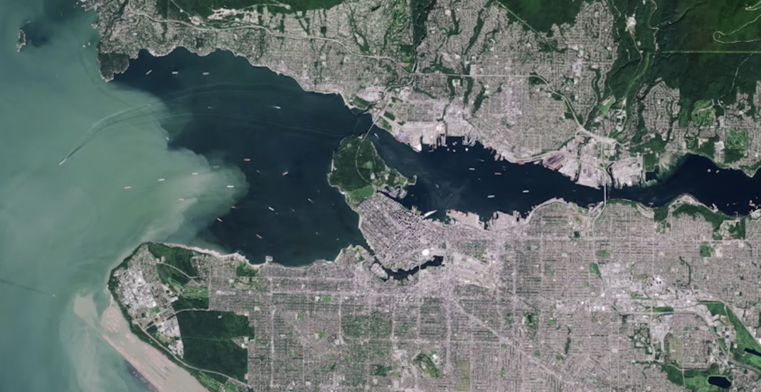 Incredible footage shows what Vancouver looks like from space (VIDEO)