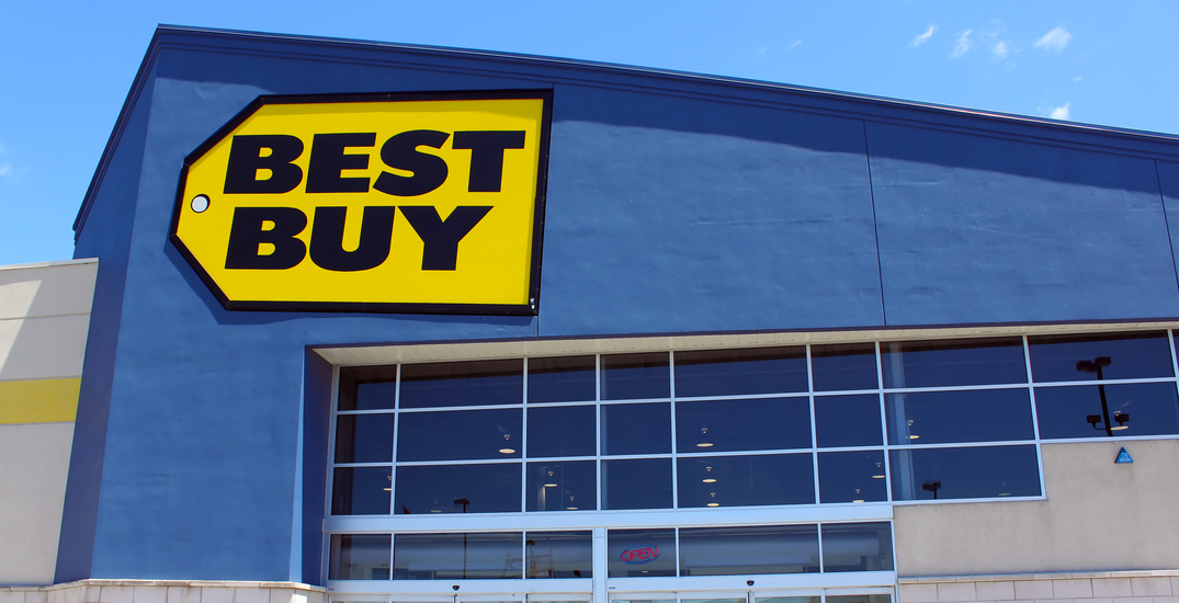 Best Buy Canada lays off 750 employees as customers move online
