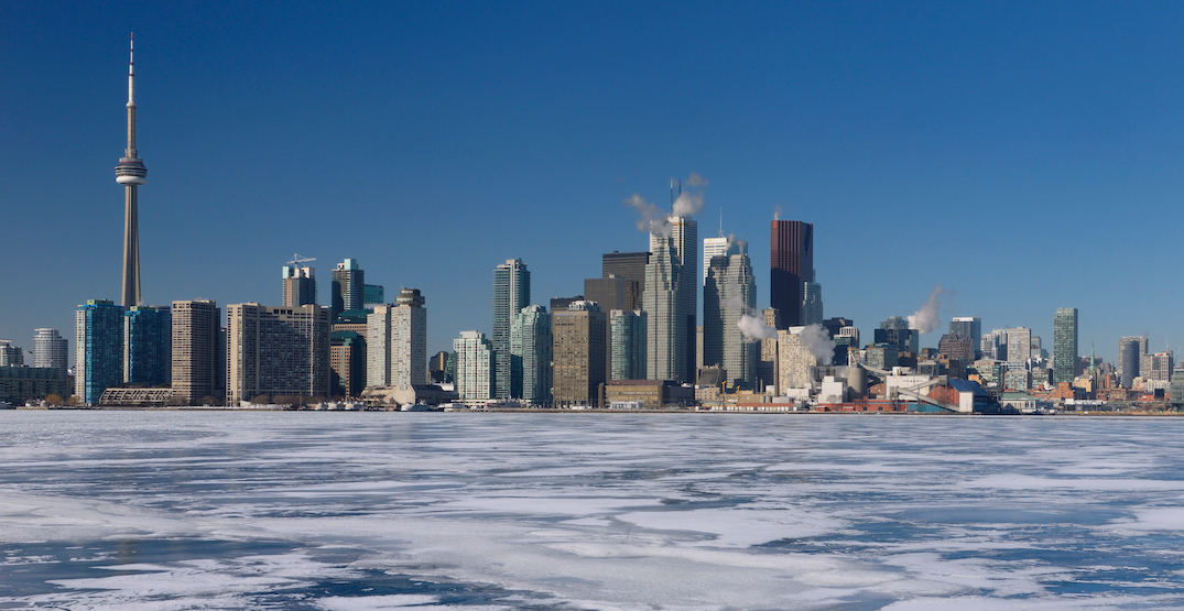 Toronto under special weather statement and extreme cold alert