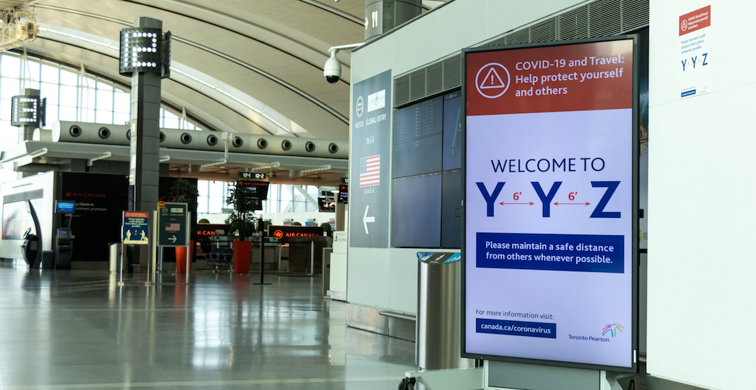 Toronto Pearson Airport named best large airport in North America