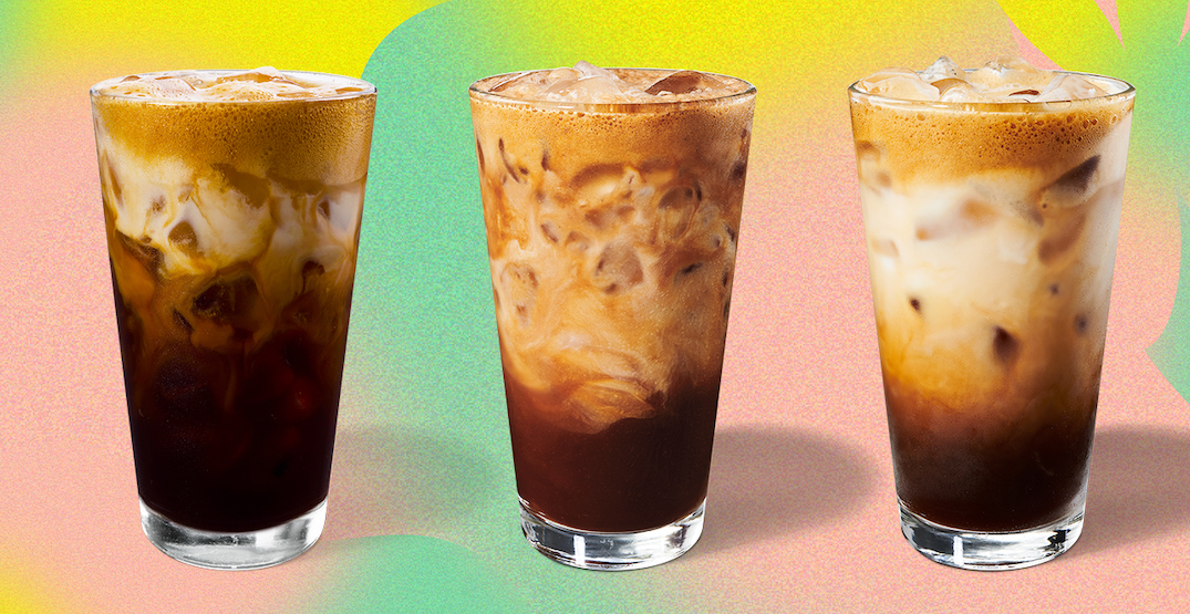 New Starbucks drinks and snacks launch this week