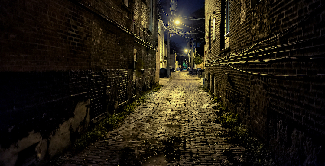 You can now take a haunted ghost walk through the streets of Old Montreal