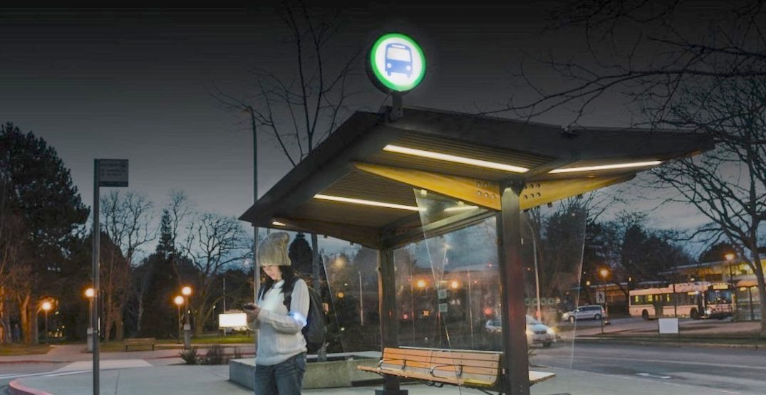 $5 million to be spent on 150 new BC Transit bus shelters across the province