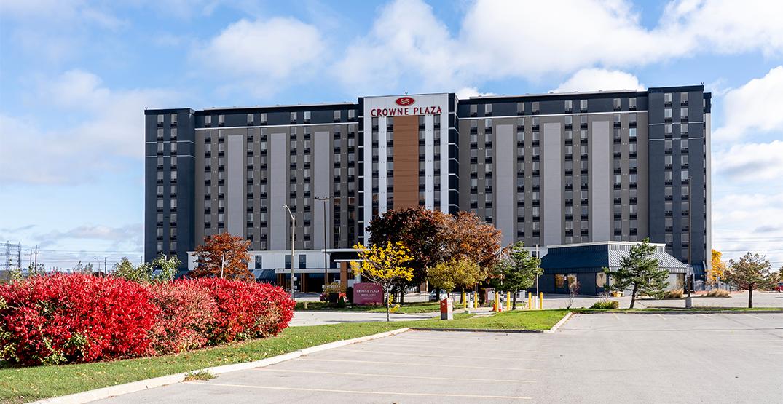 Third Toronto quarantine hotel reports COVID-19 outbreak