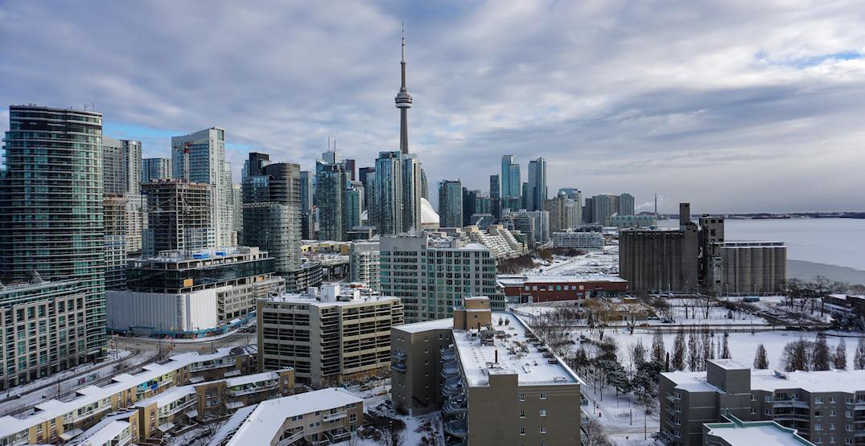 Toronto neighbourhoods that have seen the biggest rent declines