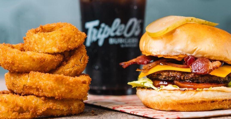 West Coast fast food chain Triple O's opens first GTA location