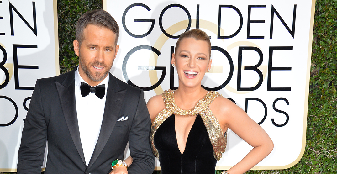 Ryan Reynolds and Blake Lively donate $250K to Indigenous mentoring group