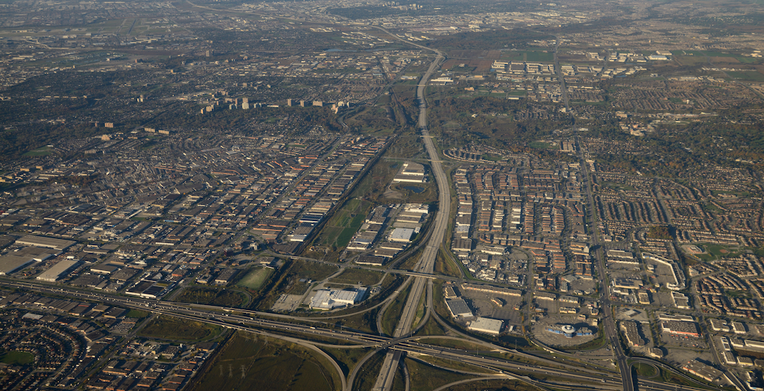 Mississauga and Brampton formally oppose planned GTA West Highway