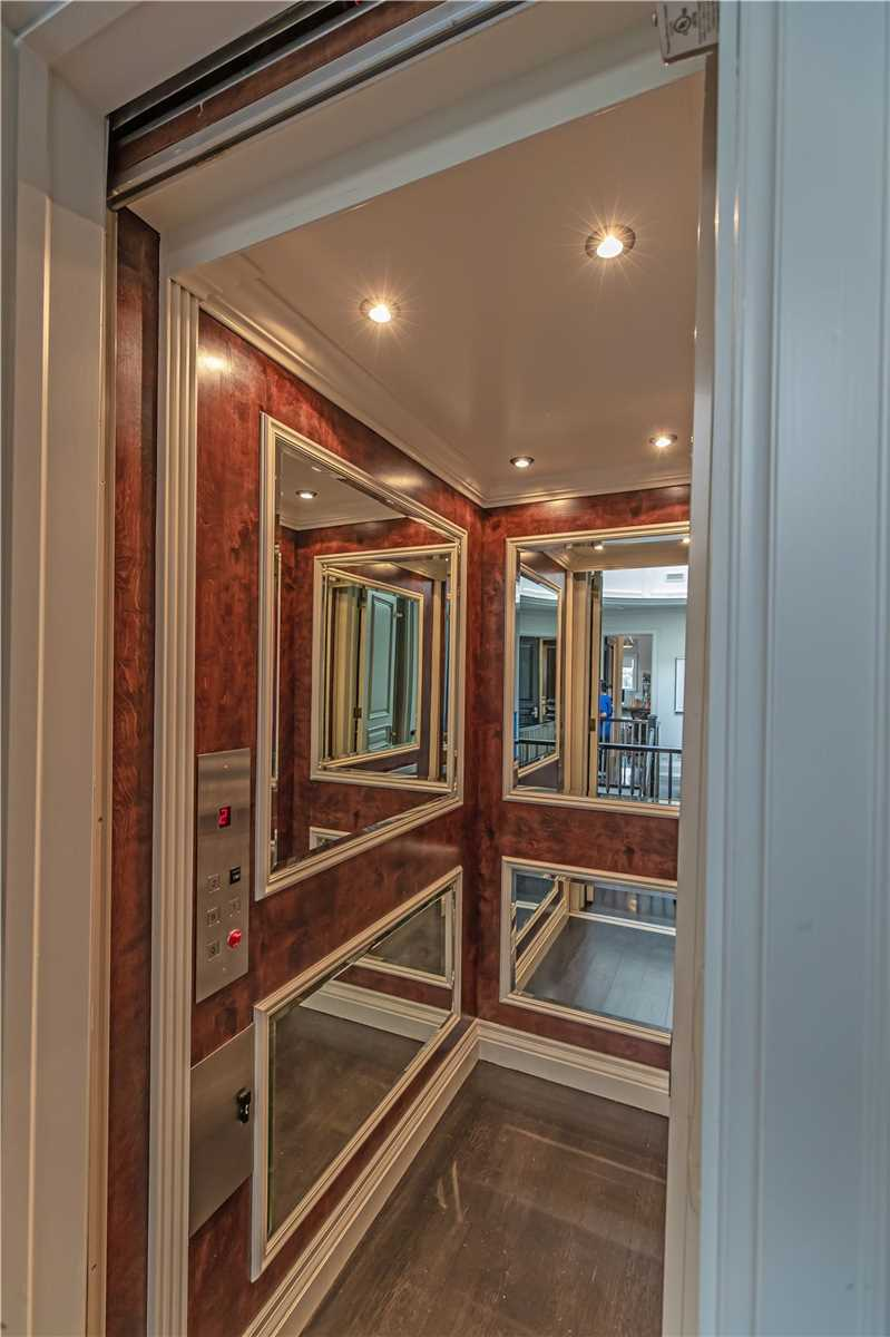 toronto elevator house