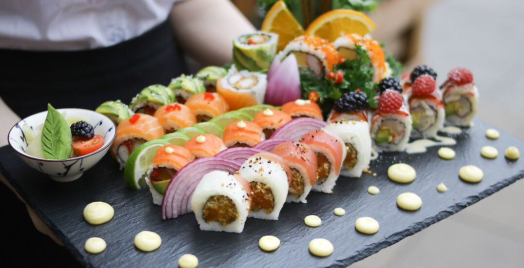 11 of the best places to get fresh sushi around Montreal