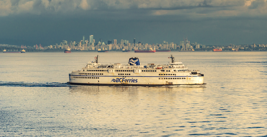 BC Ferries recorded 40% drop in passengers over the pandemic fiscal year