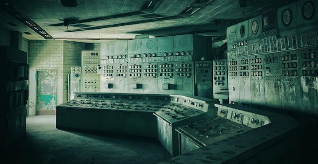 DC 'Titans' director shares spooky photos of old Toronto power plant