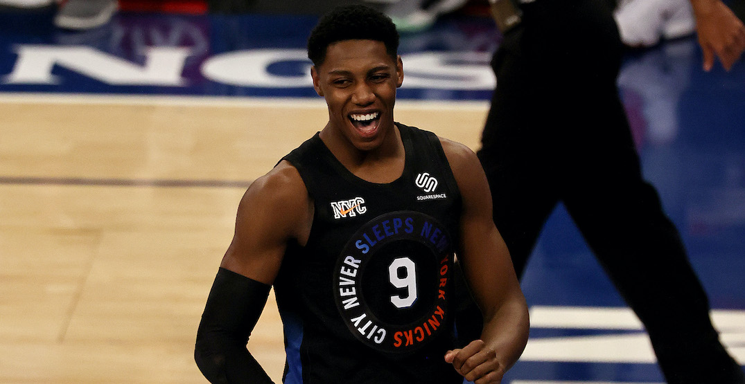 Five Canadians named to 2021 NBA Rising Stars roster