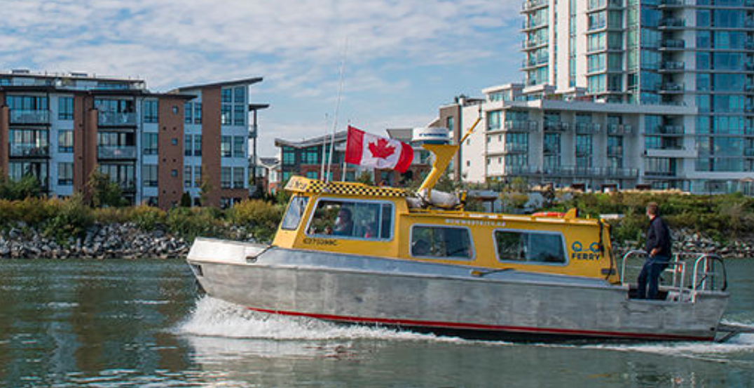 New Westminster's Q to Q ferry docks renamed to commemorate Komagata Maru