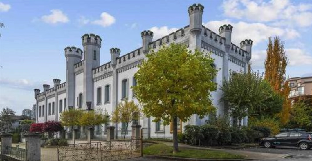A look inside: Historic prison buildings in New Westminster listed for $15 million (PHOTOS)