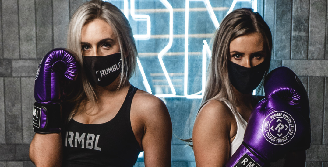 Local boxing studio launches 30-day challenge in honour of badass women