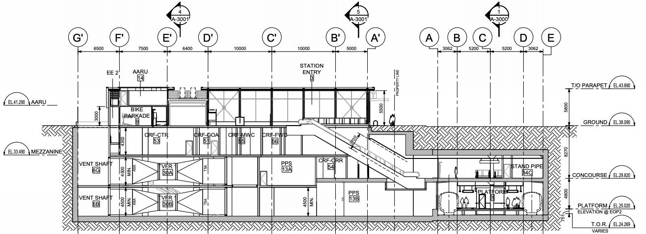 arbutus station broadway subway