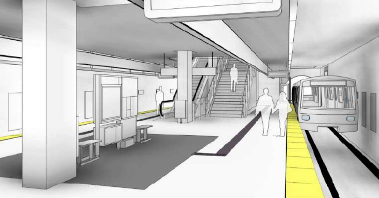 vgh oak station broadway subway
