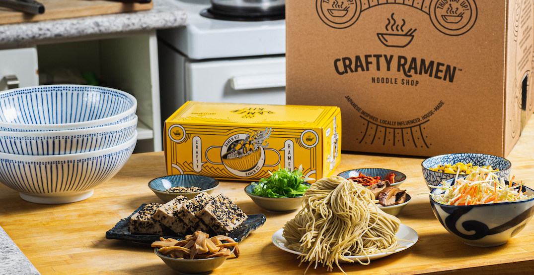 First-of-its-kind ramen subscription services launches in Ontario