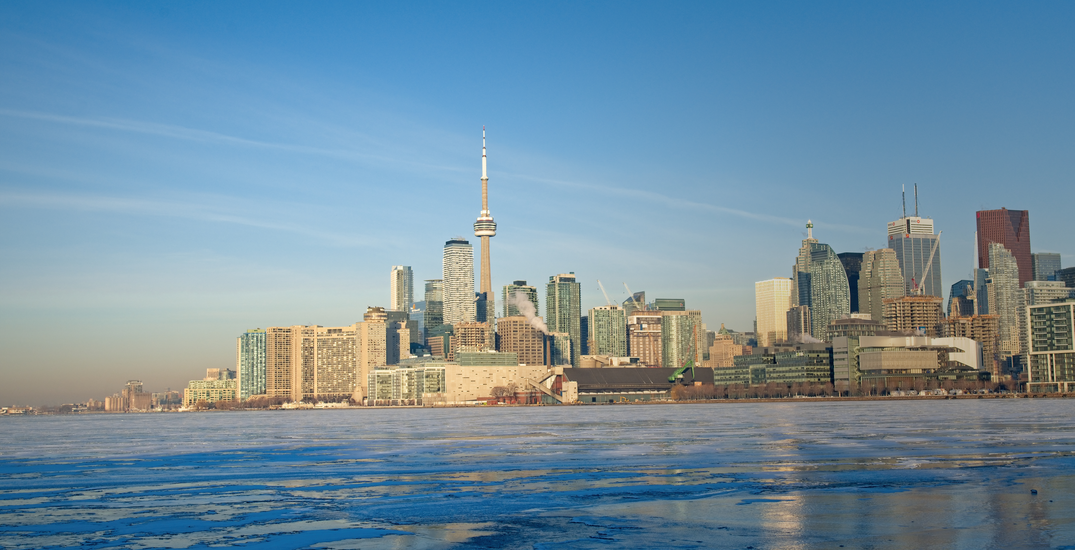 It will be warmer in Toronto than Vancouver next week
