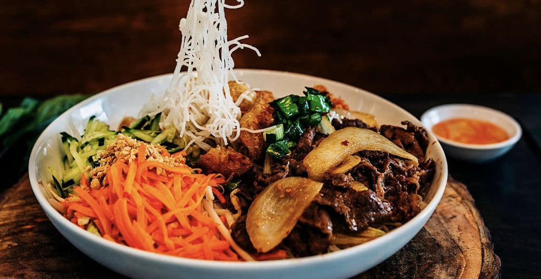 Pho City has officially opened its doors in Calgary's Chinatown