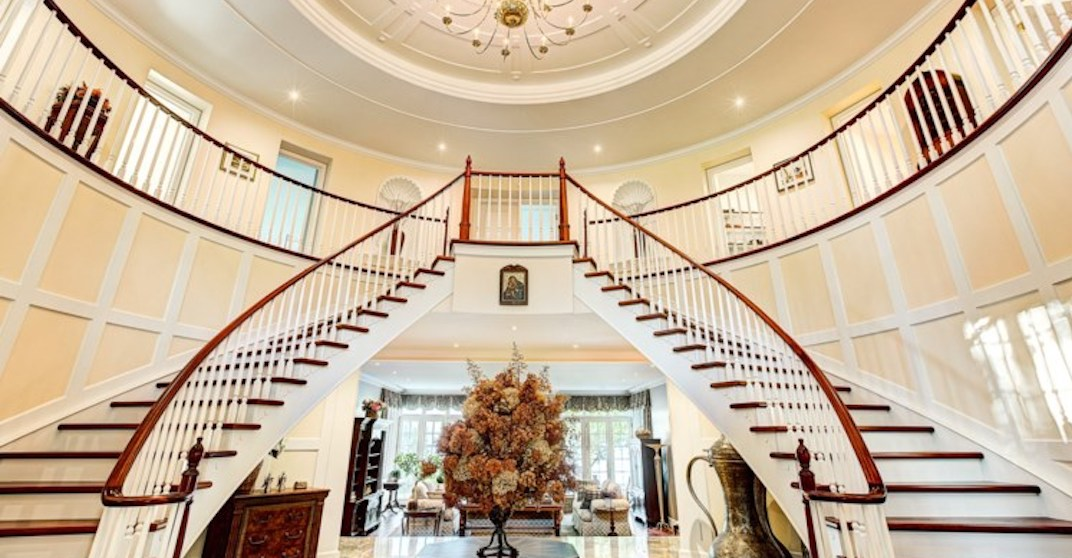 A look inside: $5.6M seven-bedroom mansion outside of Montreal (PHOTOS)