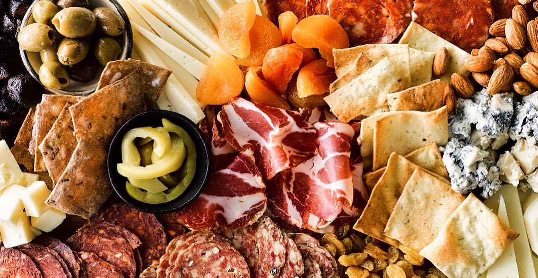 Enjoy a $20 meat and cheese charcuterie plate at this Seattle institution