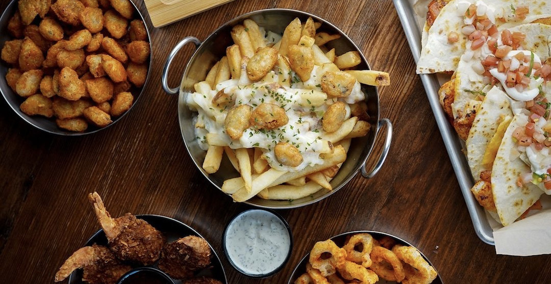 Joey's Fish Shack has opened its doors in Calgary
