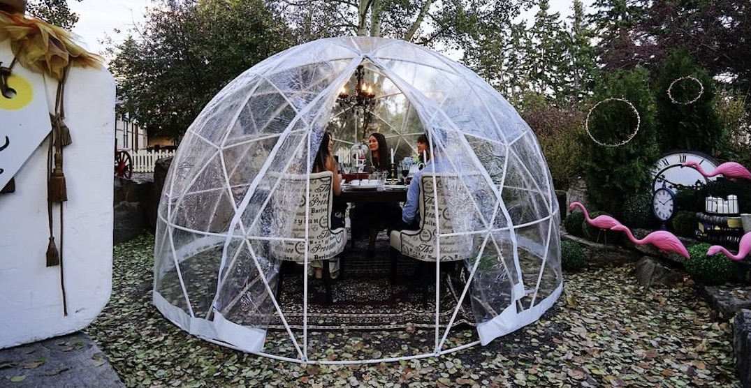 """Calgary's """"Royal Affair"""" dome dinners are launching this spring"""