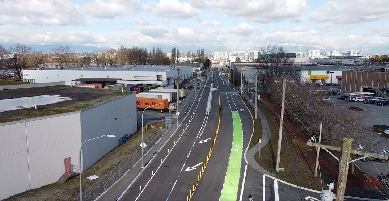 Richmond opens new major arterial road through its city centre (PHOTOS)
