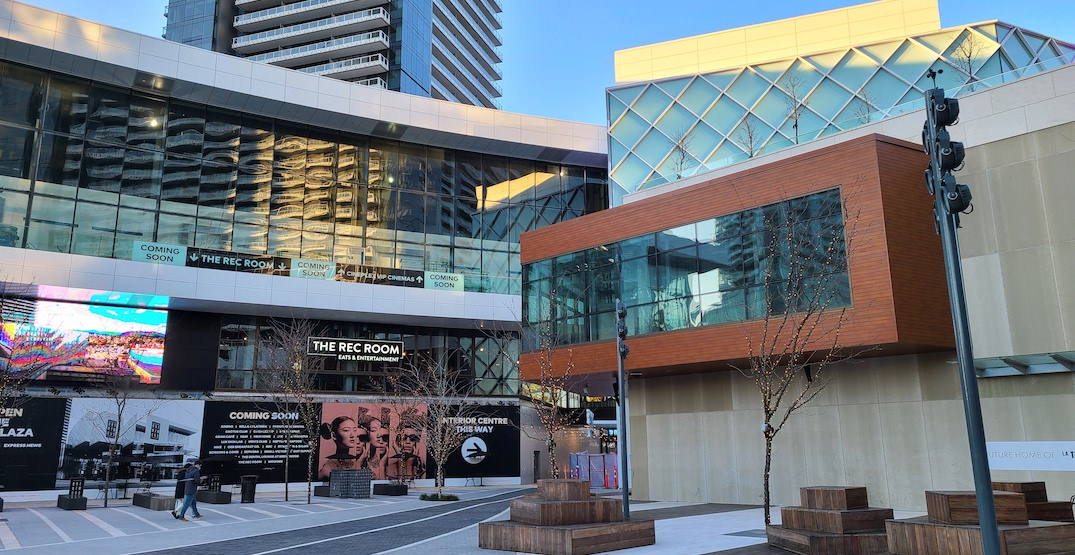 Cactus Club Cafe cancels plans to open at The Amazing Brentwood mall