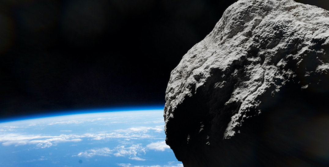 Massive asteroid twice the size of Freedom Tower set to flyby Earth this month