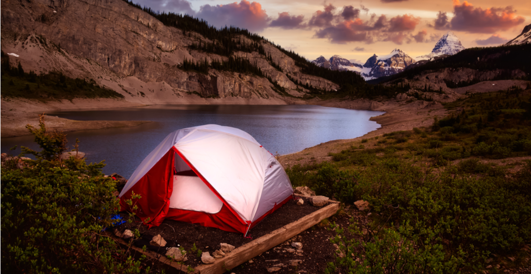 Camping reservations for BC Parks open today