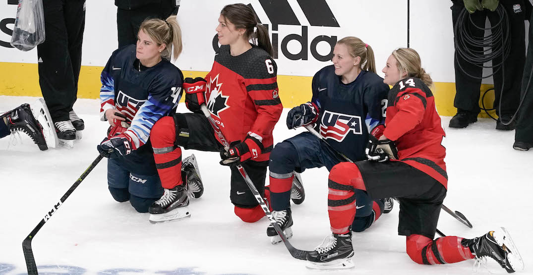 Women's hockey needs the NHL to get to the next level, says Cassie Campbell-Pascall