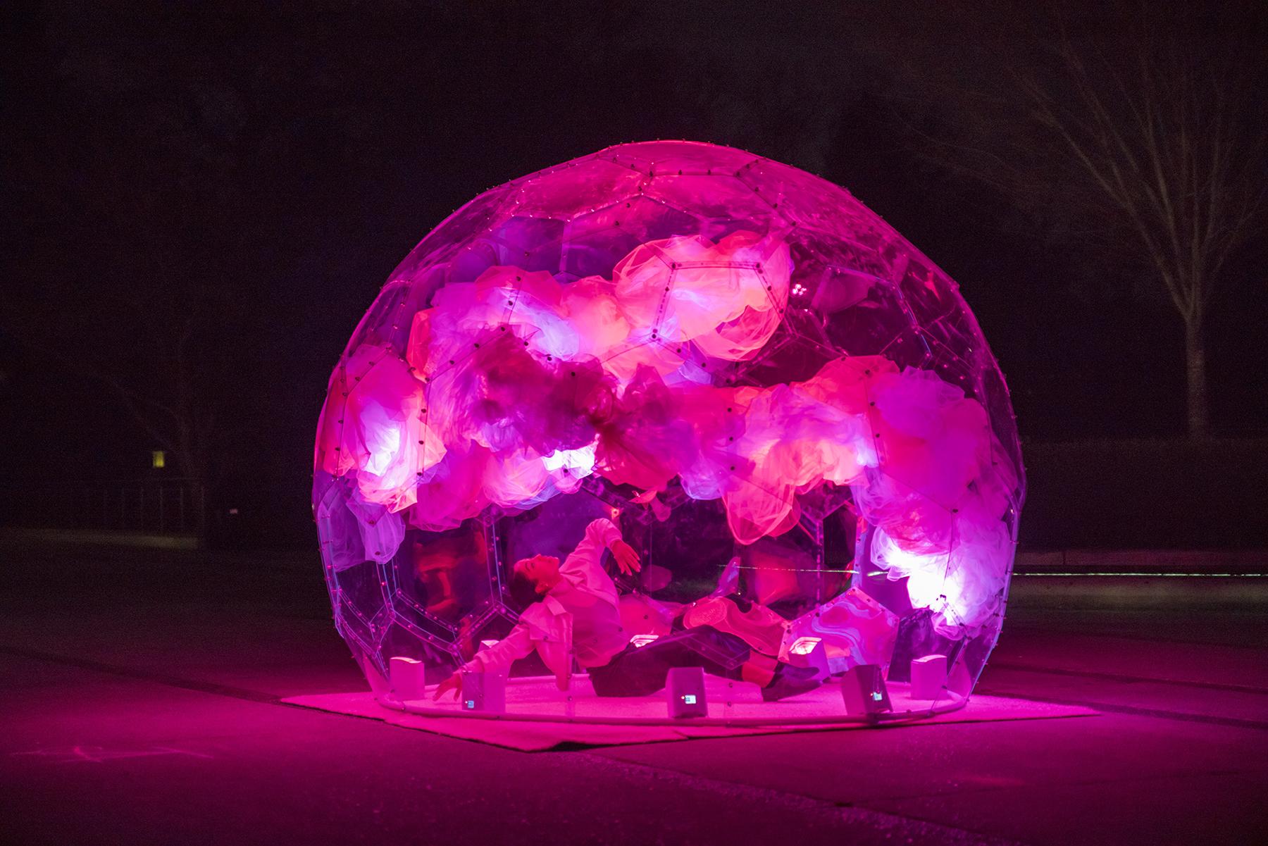 dance bubble vancouver
