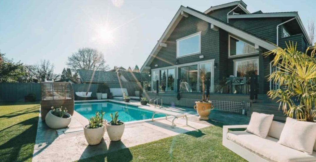 A look inside: $6.8M Vancouver equestrian mansion (PHOTOS)